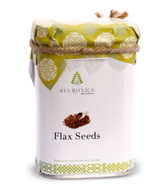buy online Ayuronics flax seeds