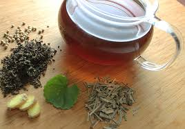 Pop of Peppermint Tea