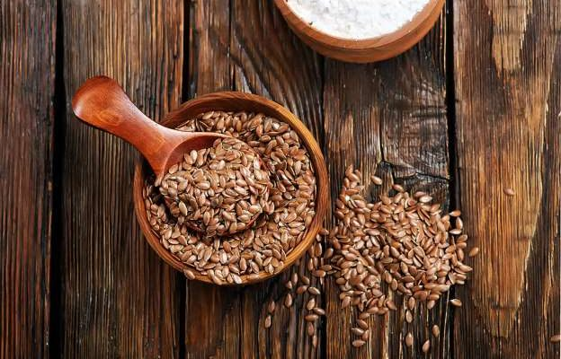 How does Flax Seeds help in Weight Loss?